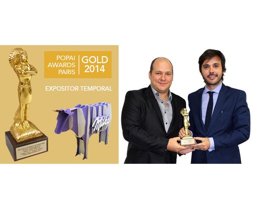 Popai Awards Gold Grupo Miralles 2