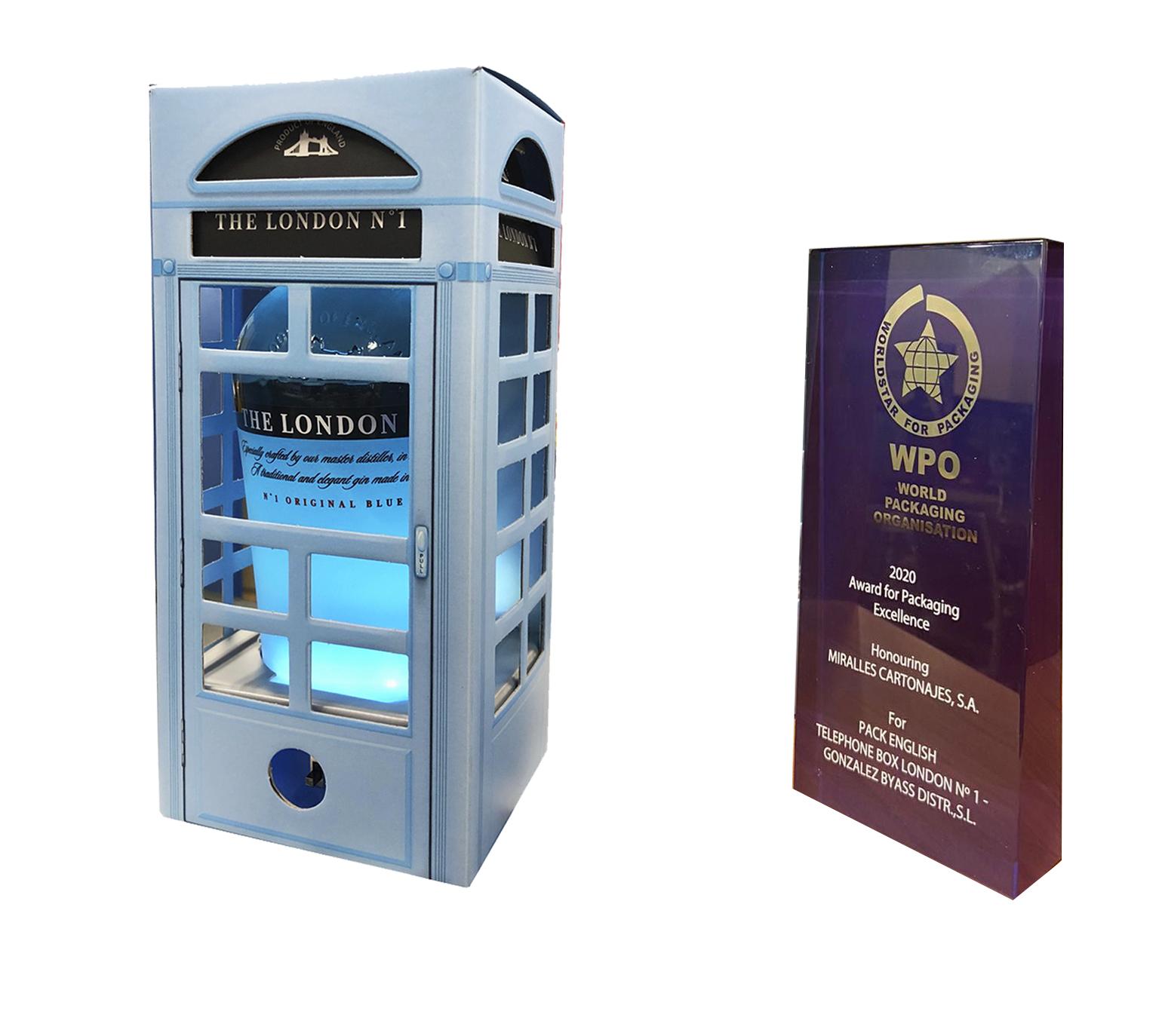 Award for packaging exellence